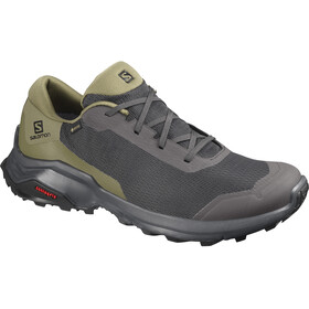 Salomon X Reveal GTX Schoenen Heren, phantom/burnt olive/black